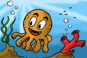 octopus_drawing__painted_by_glory5641-d3180x1