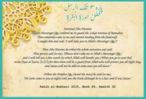 Ayat ul Kursi  Quran (2:55)